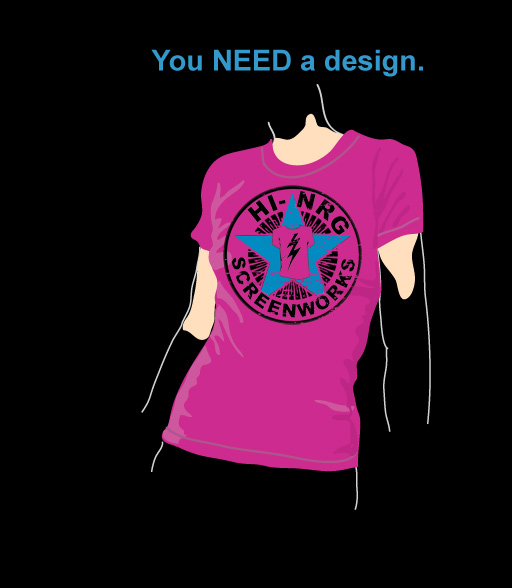Graphic design for your business or idea screen printing for Custom business logo t shirts